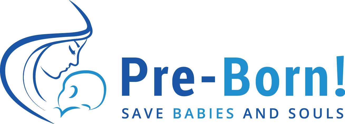 Pre-Born Alternate Logo