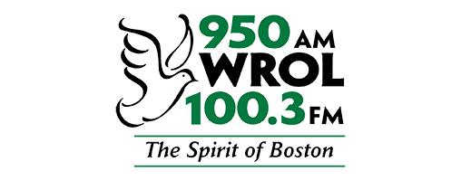 950 AM, 100.3 FM WROL