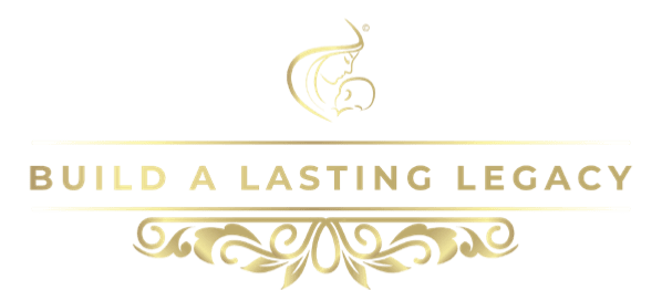 Build a Lasting Legacy - Will and Estate Logo
