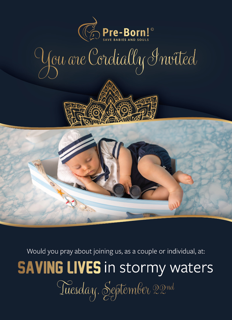 Saving Lives in stormy waters banner - mobile