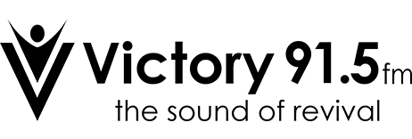 Victory 91.5fm the sound of revival - logo
